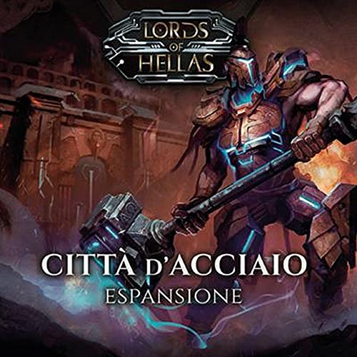 Lords of Hellas: Stahlstadt