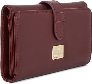 Van Heusen Women's Wallet (Maroon)