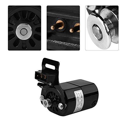 Motor de la máquina de Coser, 1 Piezas 220V 100W Accesorios de Partes de máquinas caseras 7000 RPM K-Bracket 0.5 AMP