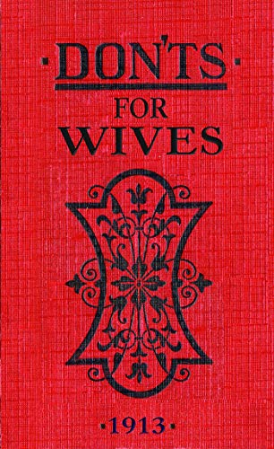 Don\'ts for Wives