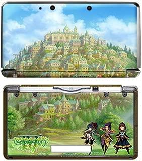 デザスキン 世界樹の迷宮IV for ニンテンドー3DS デザイン3