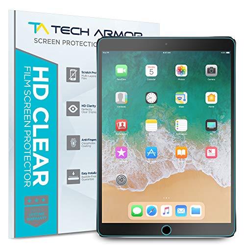 Tech Armor - Displayschutz aus Panzerglas für Apple iPad Pro (9,7 Zoll) - für HD-Schärfe - 2 Stück