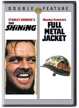 Shining The / Full Metal Jacket  DVD   DBFE