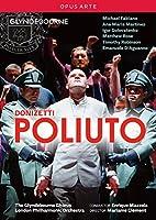 Donizetti: Poliuto [DVD]