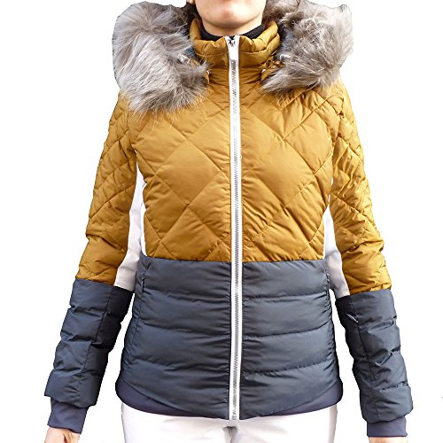 West Scout Candy Fellex Ski Jacket Damen Skijacke bronze navy (44)
