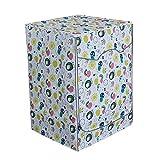 WDM - Funda para lavadora de tejido impermeable, 1 pieza de tela de venta como se muestra en la foto, dimensiones: 60 x 50 x...