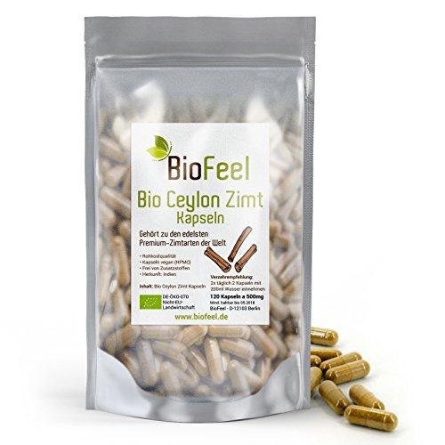 BioFeel Bio Ceylon Kapseln Bild