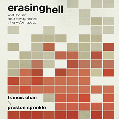 Erasing Hell audiobook cover art