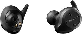 Jabra Elite Sport 4.5 ブラック 北欧デザイン 本格トレーニング用完全ワイヤレスイヤホン NFMI接続 防塵防水IP67 VO2MAX・心拍数計測 3年保証【国内正規品】