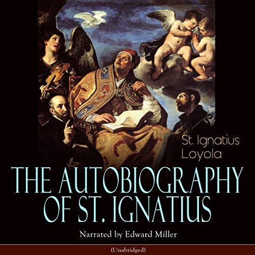 The Autobiography of St. Ignatius cover art