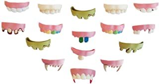Silly Teeth Kids Size Pack of 16