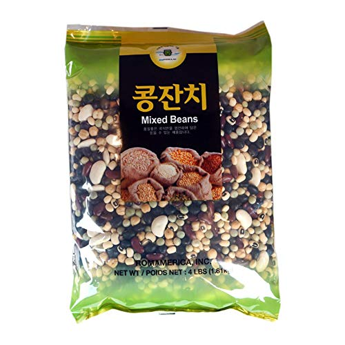 ROM AMERICA Mixed Beans 콩 잔치 (4 LB)