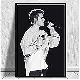 wzgsffs Heiße Justin Bieber Mode Popmusik Sänger Star