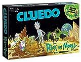 Rick and Morty - Cluedo - Brettspiel   Deutsch