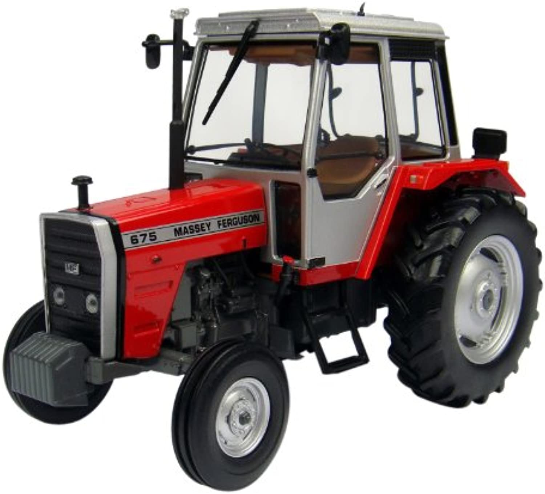 UNIVERSAL 1 32 Massey Ferguson 675 2WD (Japan-Import)