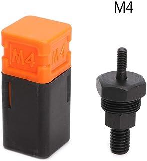 chenpaif Nietpistolen Dorn, Nietpistolen Teil Gewindedorn Ersatz für Handmutter Niet Metrisch M3 M12 M4