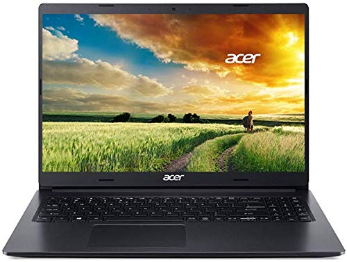 Extensa Portátil PC CPU Amd Athlon 3020e 2 Core, DDR4 4 GB, SSD 256 GB, Notebook 15.6' Pantalla HD 1366 x 768 Antiglare, webcam, HDMI, BT, Win 10 Pro, listo para usar, Garantía Italia