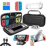 Custodia per Nintendo Switch 12 in 1 Giochi Accessori Switch Cover Case Protezione per Schermo...