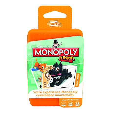 Shuffle 100216034 Monopoly Deal Card Game