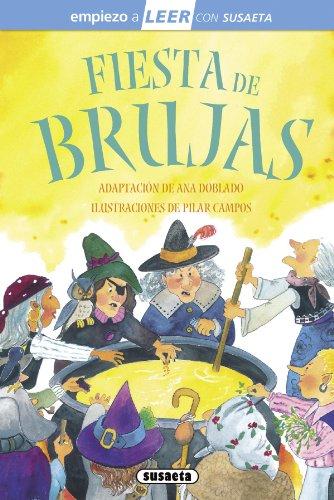 Fiesta de brujas (Empiezo a LEER con Susaeta - nivel 1)