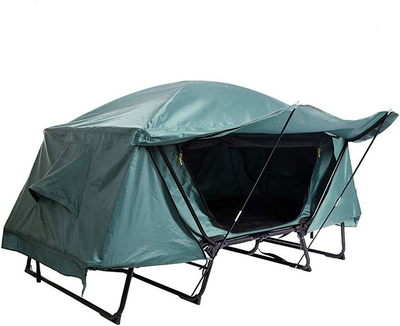 NOBLJX Multifunktions-Zelt für den Auenbereich, zusammenklappbares Campingzelt für Moskitonetze, Winddicht und wasserdicht für Wanderungen in der Wildnis