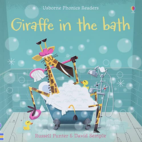 Giraffe in the bath. Ediz. a colori