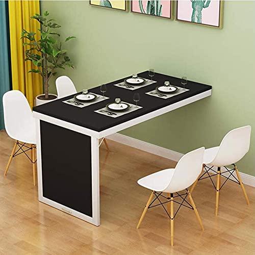 DZCGTP Mesa de Comedor Extensible para Cocina, Comedor, Mesa de Consola Plegable montada en la Pared, Mesa de Hojas abatibles para Espacios pequeños, Ahorro de Espacio