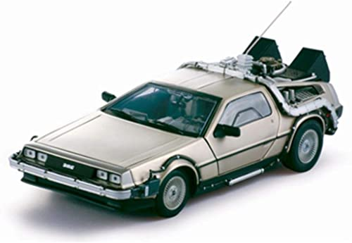 Retour vers le futur DeLorean LK Coupe 1985 1 18 métal --- EMBAL