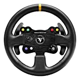 Foto Thrustmaster Leather 28 GT Wheel AddOn (Lenkrad AddOn, 28 cm, Leder, PS4 / PS3 / Xbox One / PC)