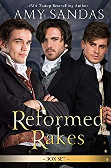 Reformed Rakes Box Set by [Amy Sandas]