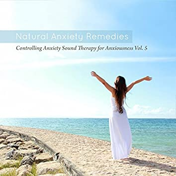 Controlling Anxiety Sound Therapy For Anxiety Vol. 5