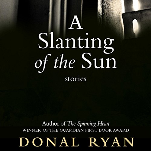 A Slanting of the Sun audiobook cover art