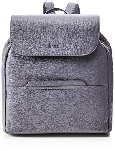 BREE Collection Damen Faro 4, Excalibur, Backpack S19 Rucksack, Braun, 12x33x32 cm