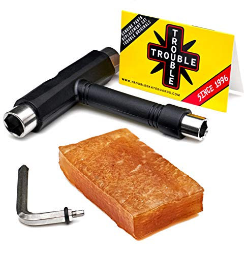 Troble Skateboards Hardware (H22)