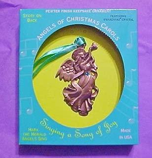 Gloria Duchin Angels of Christmas Carols Ornament