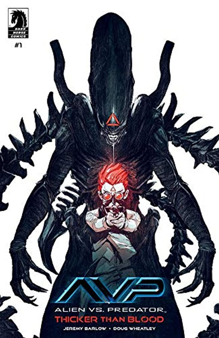 列挙する殉教者真向こうAlien vs. Predator: Thicker Than Blood #1 (Aliens vs. Predator) (English Edition)