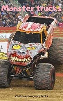Monster trucks: Childrens motor sports book by [Robert Jones, willow rose]