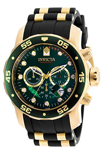 Invicta 6984 - Reloj para Hombres, Correa de Goma Color Negro