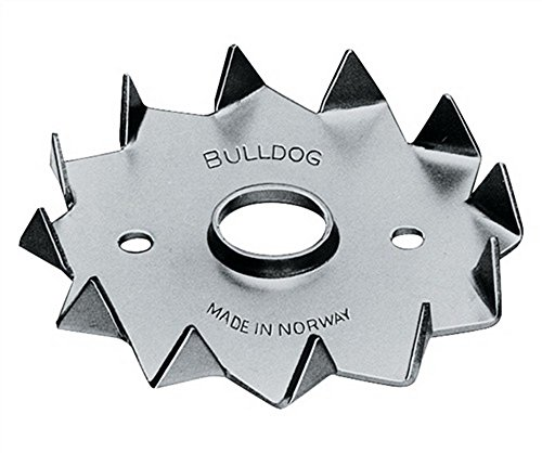 Simpson C2-95M16G-B Bulldog C2-95 E 95/M16 feuerverzinkt einseitiger Scheibendübel mit Zähne