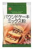 共立食品 パウンドケーキミックス粉 200g×6袋