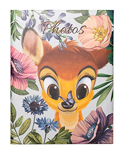 Erik - Album Photo Disney Bambi - 100 pochettes - 10 x 15 cm