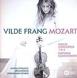 Violinkonzerte 1 & 5/Sinfonia Concertante - Vilde Frang