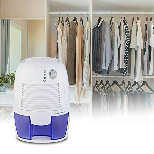 XinC Dehumidifiers for Home Air Dryer Moisture Absorber Electric Cool Dryer 500ML Water Tank for High Humidity in Home, Kitchen, Bedroom,Basement environment