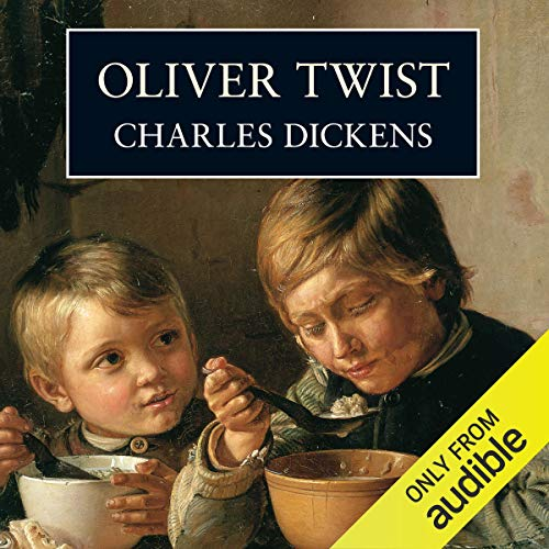 Couverture de Oliver Twist