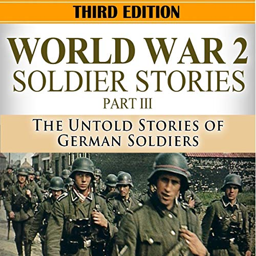 World War 2 (The Untold Stories of German Soldiers) Titelbild