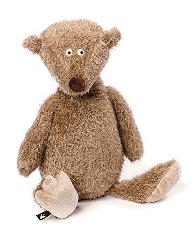 sigikid Beasts Kuscheltier für Erwachsene und Kinder, Bär, Ach Goood!, Braun, 37730