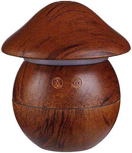 Huis luchtbevochtiger Aromatherapie luchtreinigers Grain Mushroom Slaapkamer Atomizer Vehicle Sfeer Drie-in-één Gelukkig Lamp luchtbevochtiger Household Originaliteit-B (Color : A)