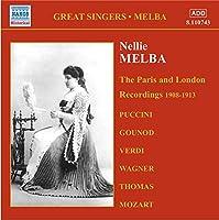 Great Singers 3: Melba Compl Gramophone Co Recordg