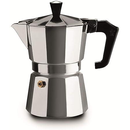 Aluminum Italian Moka Espresso Coffee Maker Percolator Stove Top Pot 3//6//9//12Cup