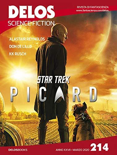 Delos Science Fiction 214